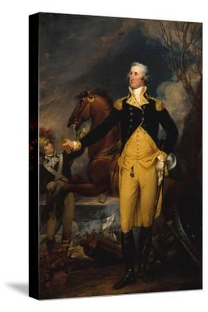 George Washington before the Battle of Trenton, c.1792–94