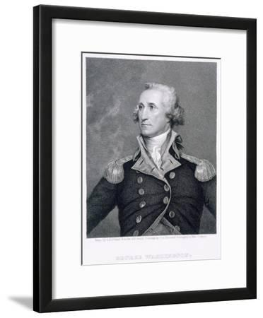 George Washington, engraved by Asher Brown Durand