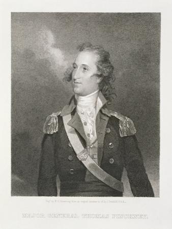 Major General Thomas Pinckney (1750-1828)