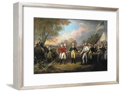 Saratoga: Surrender, 1777