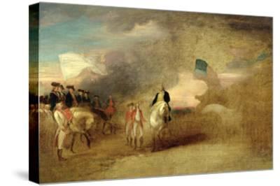 Surrender of Cornwallis at Yorktown, 1787