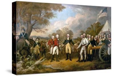 Surrender of General Burgoyne