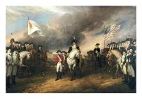 The Death of General Montgomery in the Attack on Quebec, December 31, 1775, 1786-John Trumbull-Giclee Print