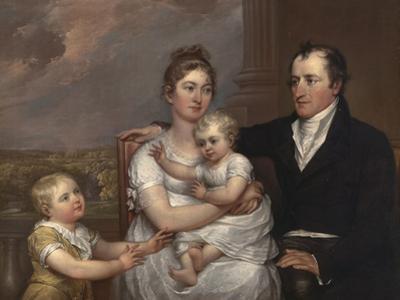 The Vernet Family, 1806