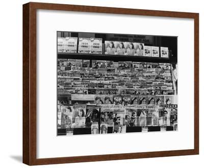 Newsstand, Omaha, Nebraska, c.1938