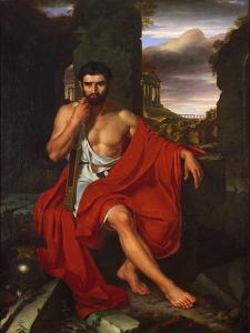 Gaius Marius Amid the Ruins of Carthage, 1807 by John Vanderlyn