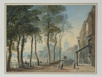 Cheyne Walk, Chelsea, 1816