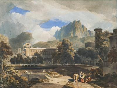 Suburbs of an Ancient City