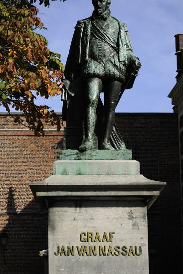 John VI of Nassau-Dillenburg (1536-1606). Count of Nassau-Dillenburg. Memorial. Utrecht--Photographic Print