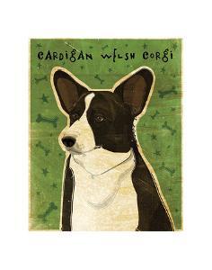 Cardigan Welsh Corgi by John W^ Golden
