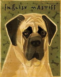 English Mastiff by John W^ Golden