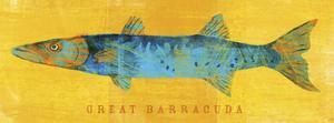 Great Barracuda by John W^ Golden