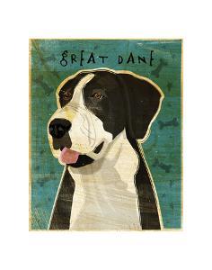 Great Dane (Mantle, no crop) by John W^ Golden