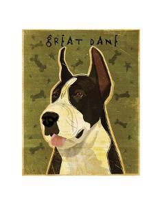 Great Dane (Mantle) by John W^ Golden