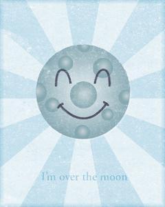 Moon by John W. Golden