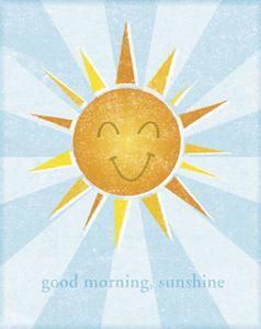 Sun by John W. Golden