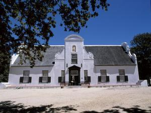 Groot Constantia, Cape Dutch Manor House and Vineyard, Cape Town's 4th Most Visited Attraction by John Warburton-lee