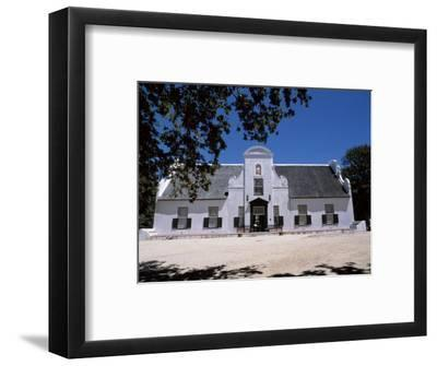 Groot Constantia, Cape Dutch Manor House and Vineyard, Cape Town's 4th Most Visited Attraction