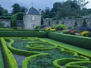 Pitmedden Gardens Were Designed in Seventeenth Century by Alexander Seton, Formerly Lord Pitmedden by John Warburton-lee