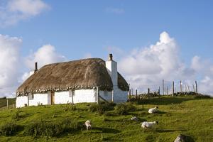 Uk, Scotland, Outer Hebrides by John Warburton-lee