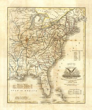 john-warner-barber-map-of-the-united-states-c-1845