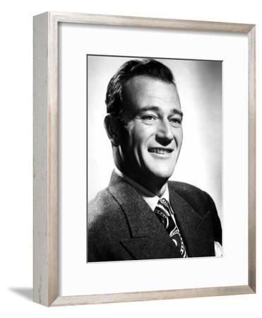John Wayne, Academy Award Winning Actor, 1944