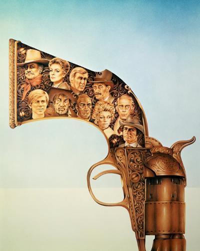 John Wayne, The Shootist (1976)--Photo