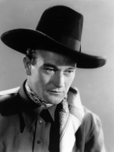 John Wayne--Photographic Print