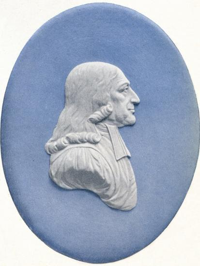 'John Wesley, (1703-1791)', c18th century, (1936)-Unknown-Photographic Print