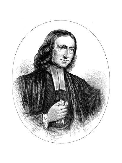 John Wesley, English Non-Conformist Preacher, 18th Century--Giclee Print