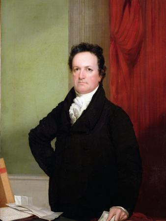 De Witt Clinton (1769-1828) C.1816