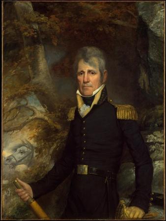 General Andrew Jackson, c.1819