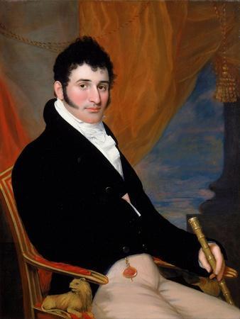 Portrait of Solomon Isaacs, Ca 1813