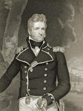 Thomas Macdonough. U.S.N. (1783-1825)