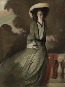 Portrait of Mrs. John White Alexander, 1902 by John White Alexander
