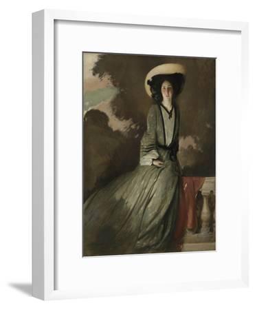 Portrait of Mrs. John White Alexander, 1902