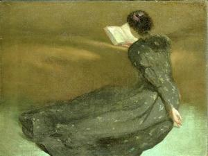Repose, 1895 by John White Alexander
