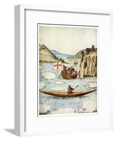 Eskimo Kayak, 1590