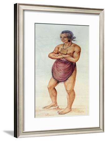 Indian Elder or Chief