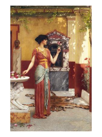 The Bouquet, 1899