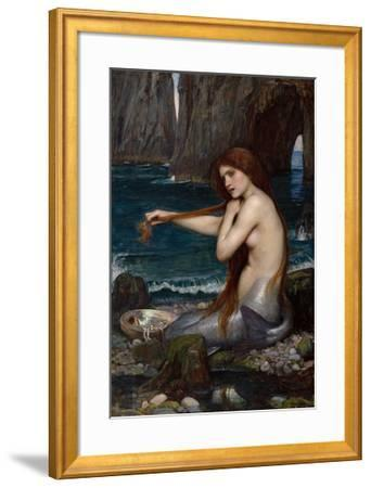 A Mermaid, 1900