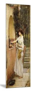 A Roman Offering by John William Waterhouse
