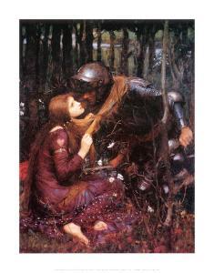 Belle Dame sans Merci by John William Waterhouse