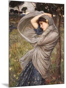 Boreas by John William Waterhouse