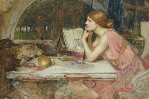 Circe (The Sorceress) 1911 by John William Waterhouse