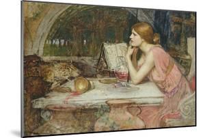 Circe (The Sorceress) 1911 by John William Waterhouse