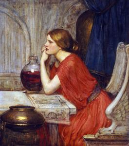 Circe by John William Waterhouse