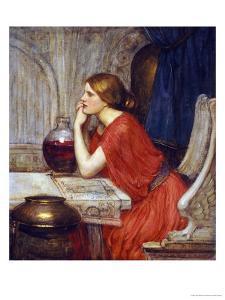 Circe by John William Waterhouse
