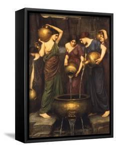 Danaides, 1904 by John William Waterhouse