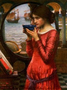Destiny, 1900 by John William Waterhouse